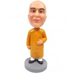 custom monk bobblehead