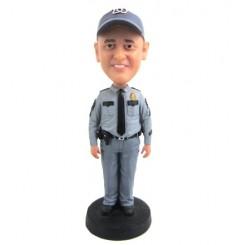custom security guard bobblehead