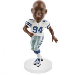 cornerback customized bobblehead doll