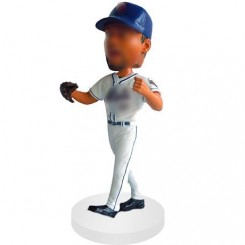 custom baseball bobblehead no hitter