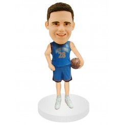 custom bobblehead male player