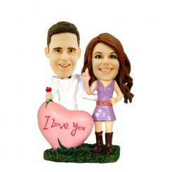 custom bobbleheads lovers