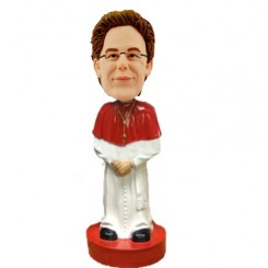 custom cardina male bobblehead