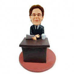 custom ceo bobbleheads doll
