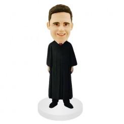 custom male priest bobbleheads
