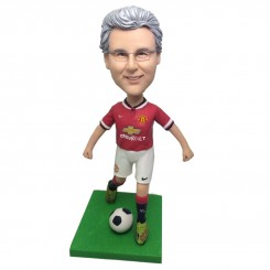 custom manchester united bobblehead