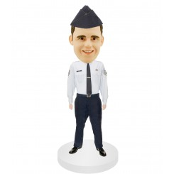 custom navy officer bobblehead