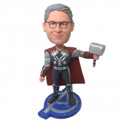 customised thor bobblehead