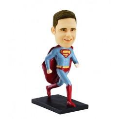 customized bobble head superman
