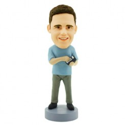 customized bobblehead lculater