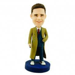 customized bobblehead doctor who