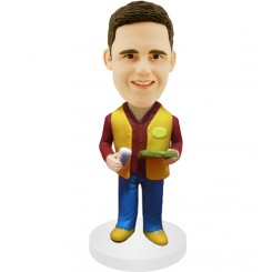 foreman bobblehead personalized