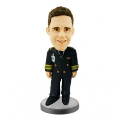 officer customized bobblehead