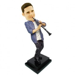 personalised fluter bobblehead