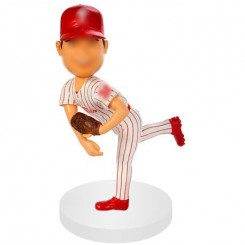 personalized baseball bobblehead after passing
