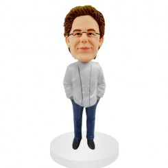 personalized chef bobbleheads
