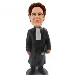 personalized lawyer bobblehead