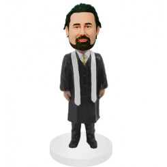 personalized pastor bobbleheads