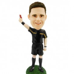 personalized referee bobbleheads