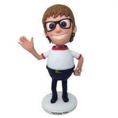 personalized toy bobble head