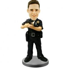 policeman custom bobblehead