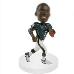 quarterbacks football bobble head doll personalised doll