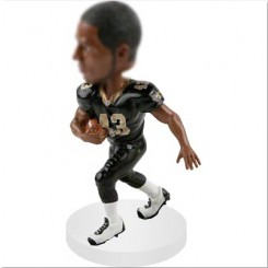 running back personalized bobblehead