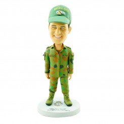 serviceman personalised bobblehead