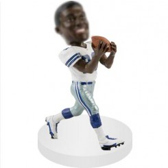 wide receiver personalized bobblehead