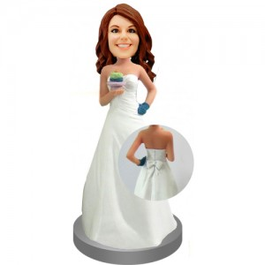 bridesmaid customized bobblehead