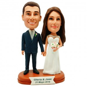 personalized wedding bobblehead ca
