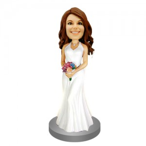 custom bridesmaids bobblehead