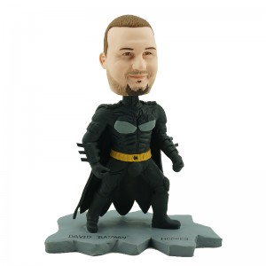 personalised batman bobblehead