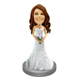 personalised bridesmaids bobblehead