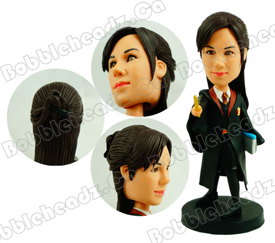 custom harry potter hermione role bobble head